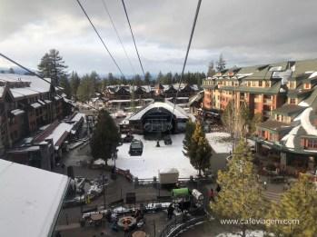 esqui em Heavenly Lake Tahoe