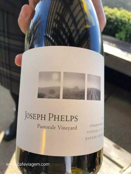 Joseph Phelps no Napa Valley