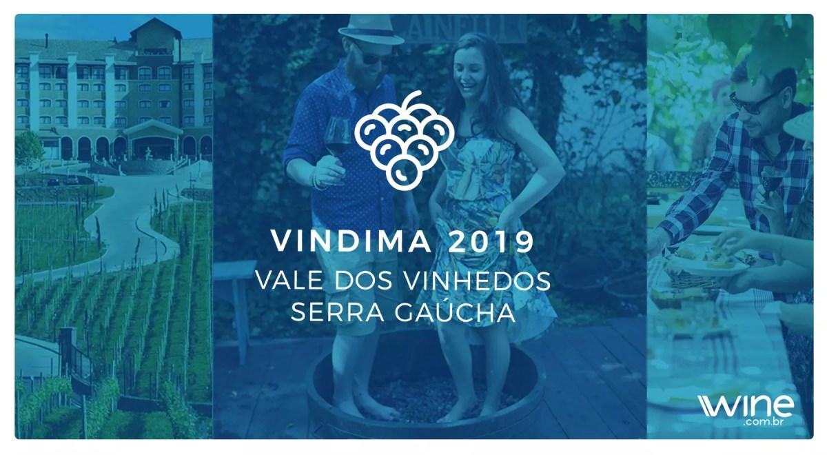 Pacote Vindima Serra Gaúcha Wine
