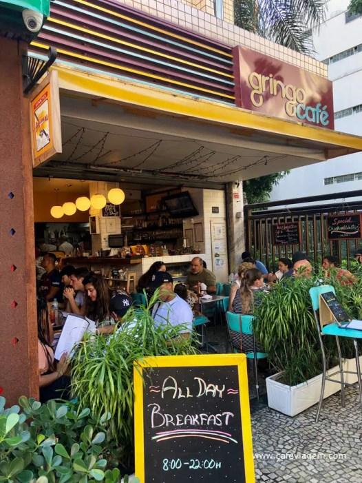 Gringo Café Ipanema Rio