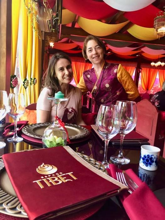restaurante tibetano