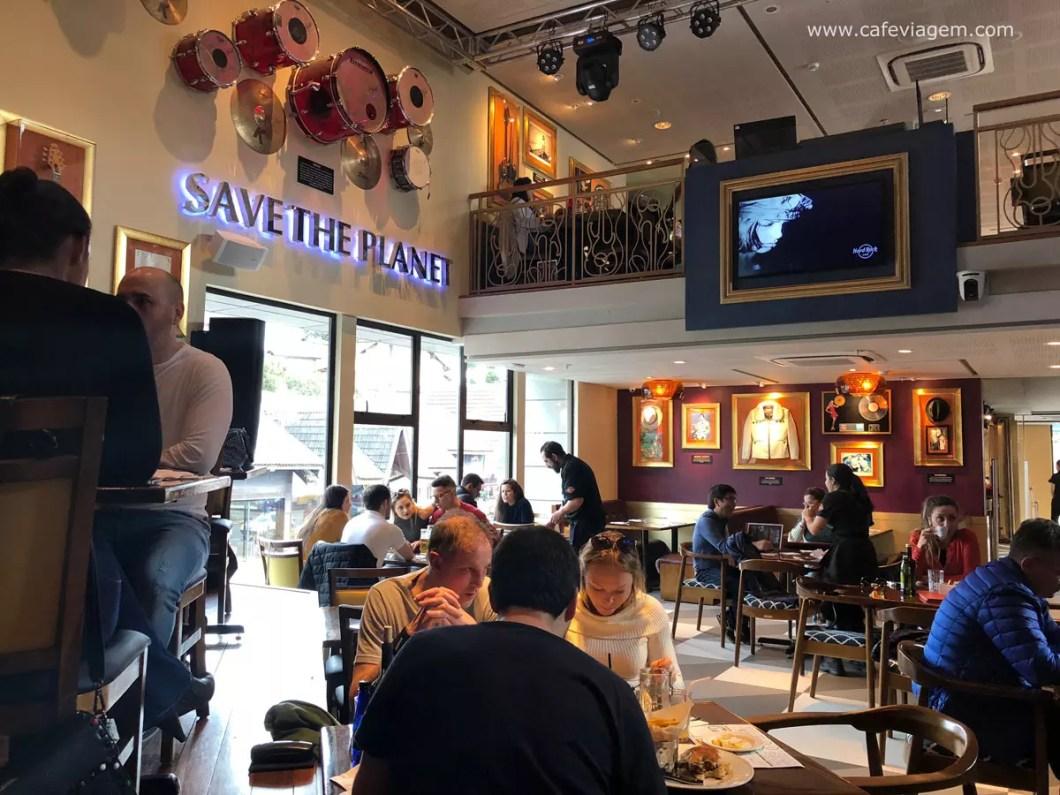 Hard Rock Cafe Gramado