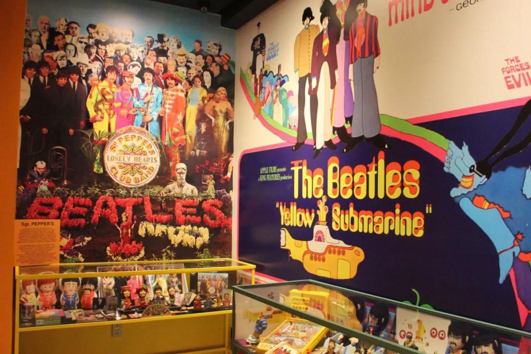 Museu dos Beatles Canela