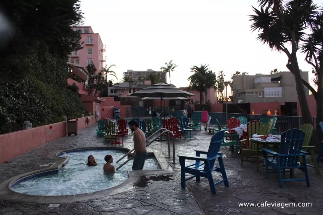 hotel em La Jolla San Diego