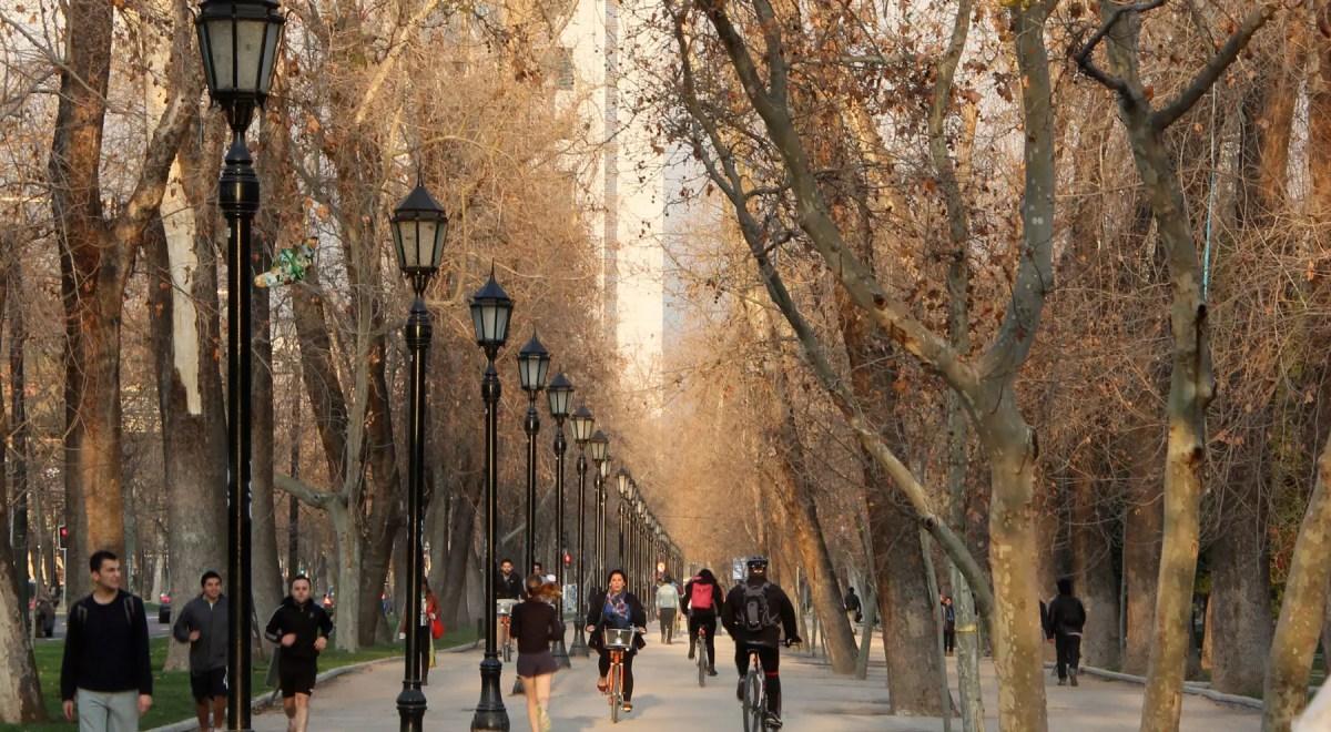 onde ficar em Santiago do Chile