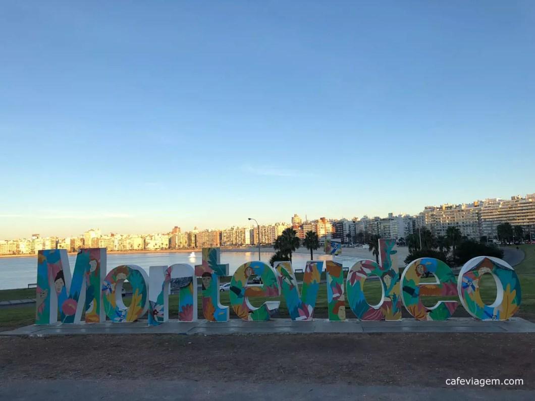 como chegar em Montevidéu