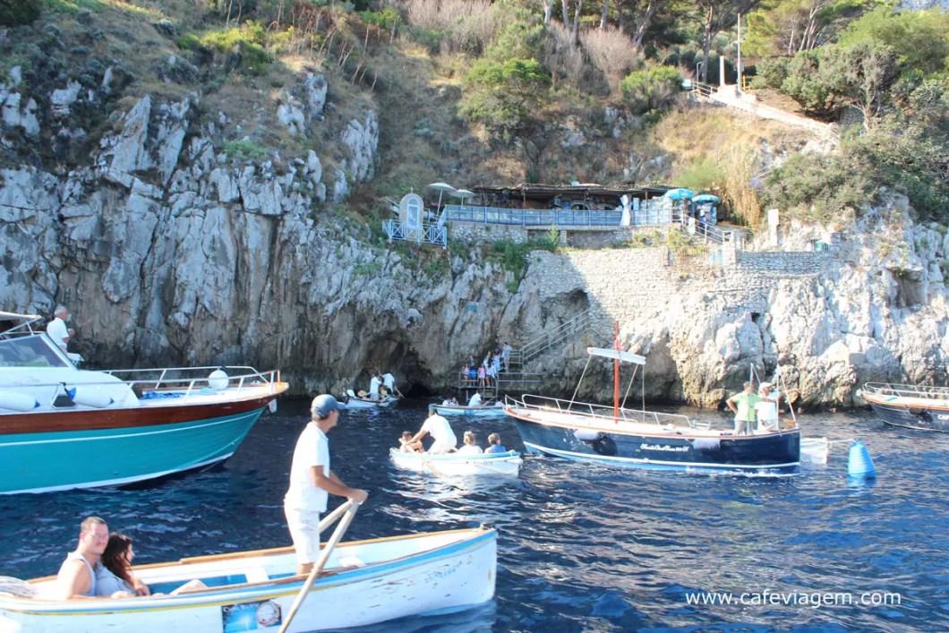 Grurta Azul de Capri
