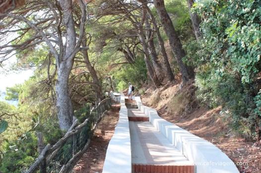 escada Capri Via Tragara
