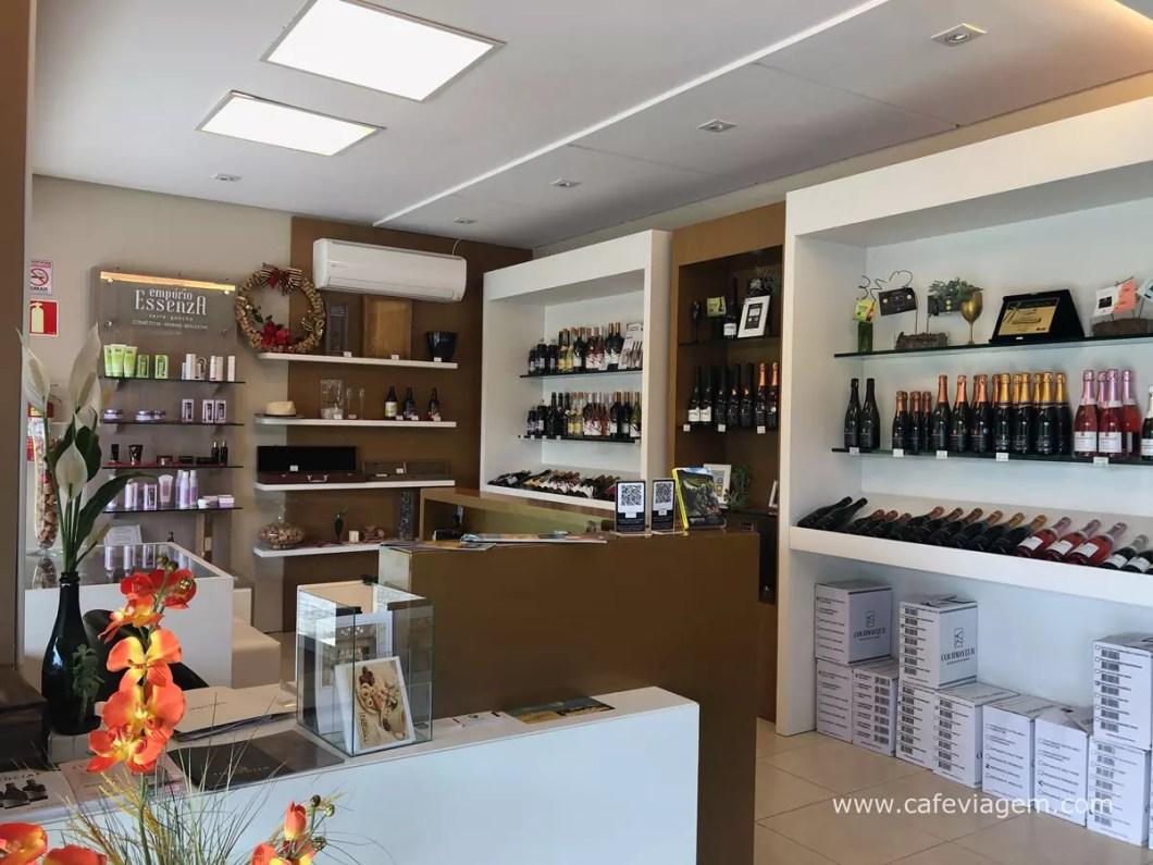 loja Vinícola Courmayeur