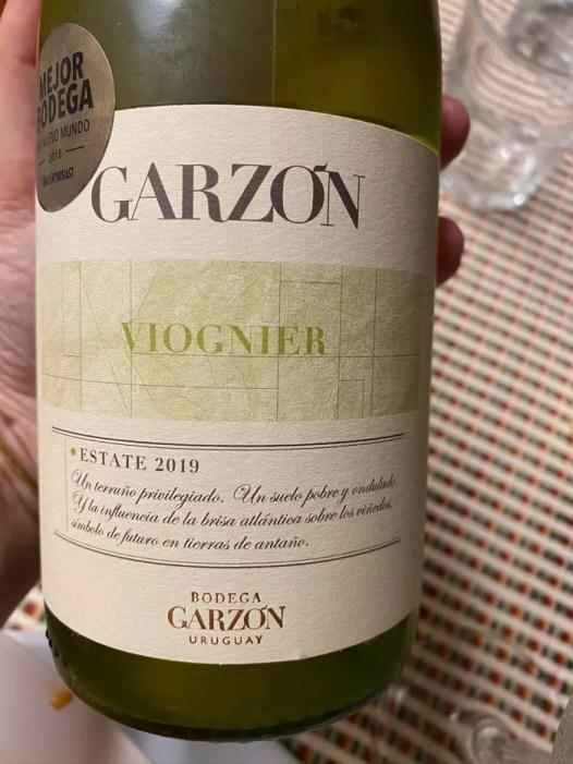 Garzon Viognier