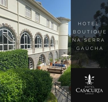 Hotel Casacurta serra gaucha