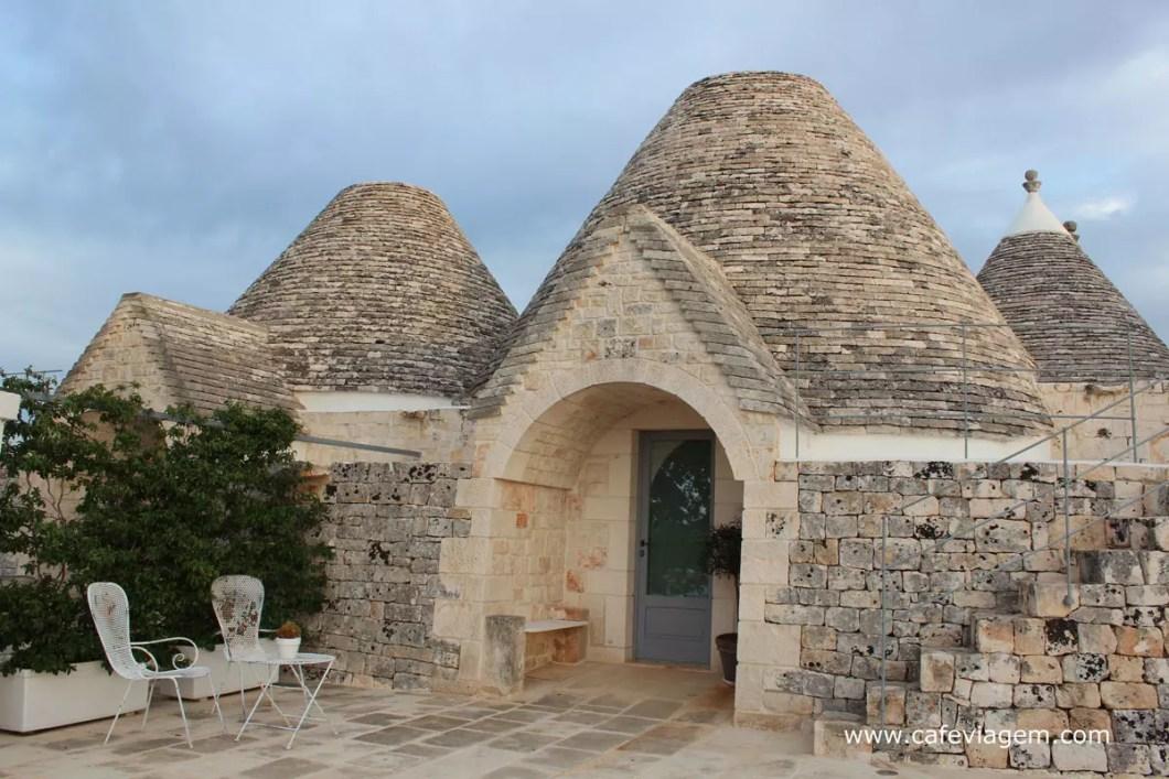 onde ficar na Puglia melhores hotéis