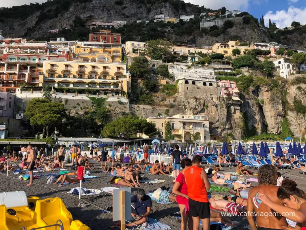 Praias Costa Amalfitana