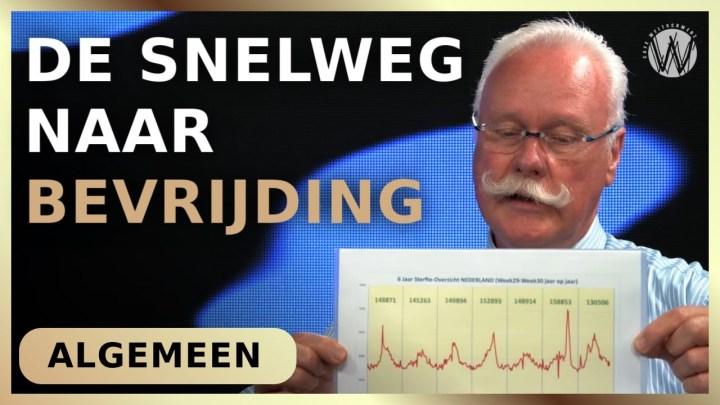 De Snelweg naar bevrijding - George van der Leeden met Erik Boomsma
