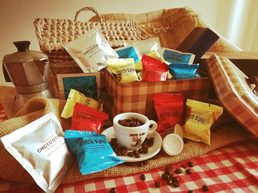 I Nostri Prodotti - Caffè Torrefazione Chicco D'Oro | Capsule e Cialde