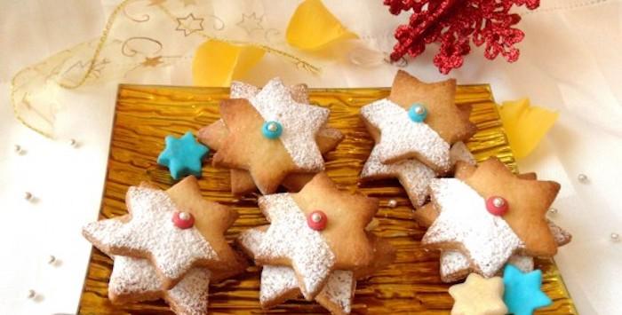 Biscotti di Natale al caffè
