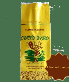 Torrefazione Caffè Chicco D'Oro | Caffè Chiccodorissimo in grani, macinato per moka ed espresso