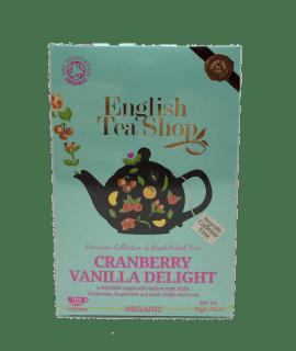 Caffè Torrefazione Chicco D'Oro | English Tea Shop Tè Mirtillo Rosso Vaniglia