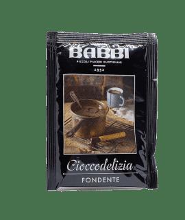 Cioccodelizia Fondente Babbi - Torrefazione Caffè Chicco D'Oro