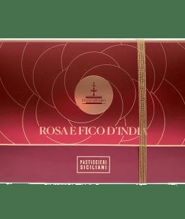 Panettone Rosa E Fico D'India Fiasconaro - Torrefazione Caffè Chicco D'Oro