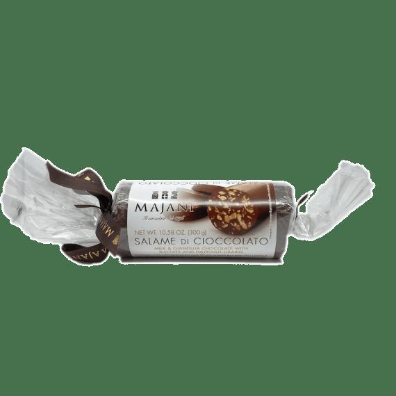 Salame Di Cioccolato Latte Gianduia Majani - Torrefazione Caffè Chicco D'Oro