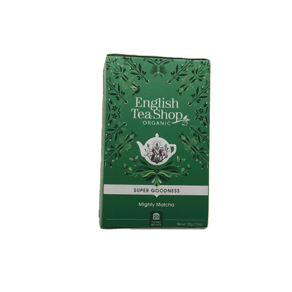 Super Goodness Mighty Matcha English Tea Shop - Torrefazione Caffè Chicco D'Oro