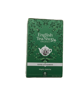 Super Goodness Mighty Matcha English Tea Shop – Torrefazione Caffè Chicco D'Oro