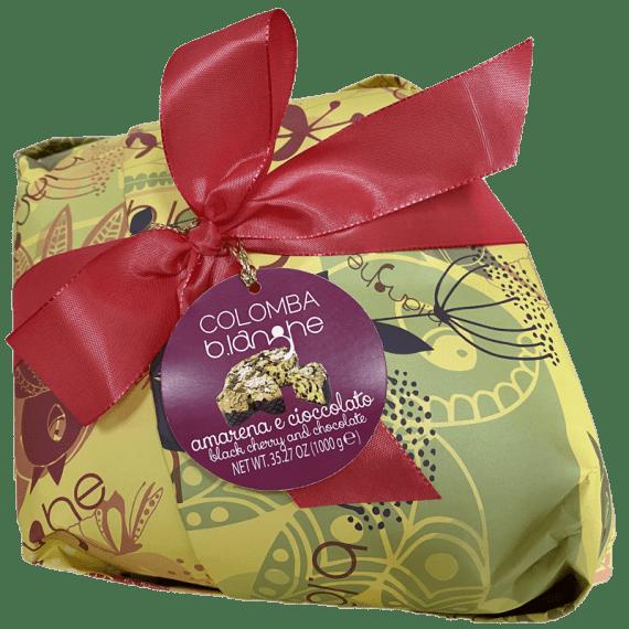 Colomba Amarena e Cioccolato B.Langhe - Torrefazione Caffè Chicco D'Oro