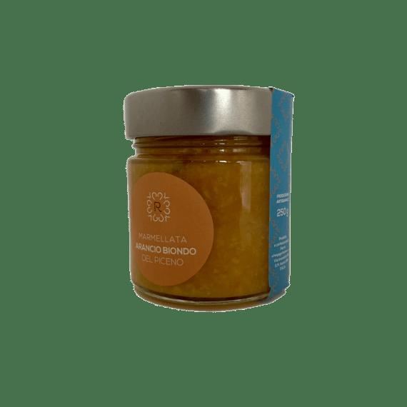 Marmellata Arancio Biondo del Piceno Pierre - Torrefazione Caffè Chicco D'Oro.png