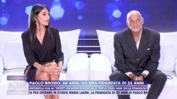 """""""Falsi e morti di fama, ecco la verità"""". Addio Paolo Brosio e Maria Laura De Vitis, l'ex coppia demolita dal vip"""