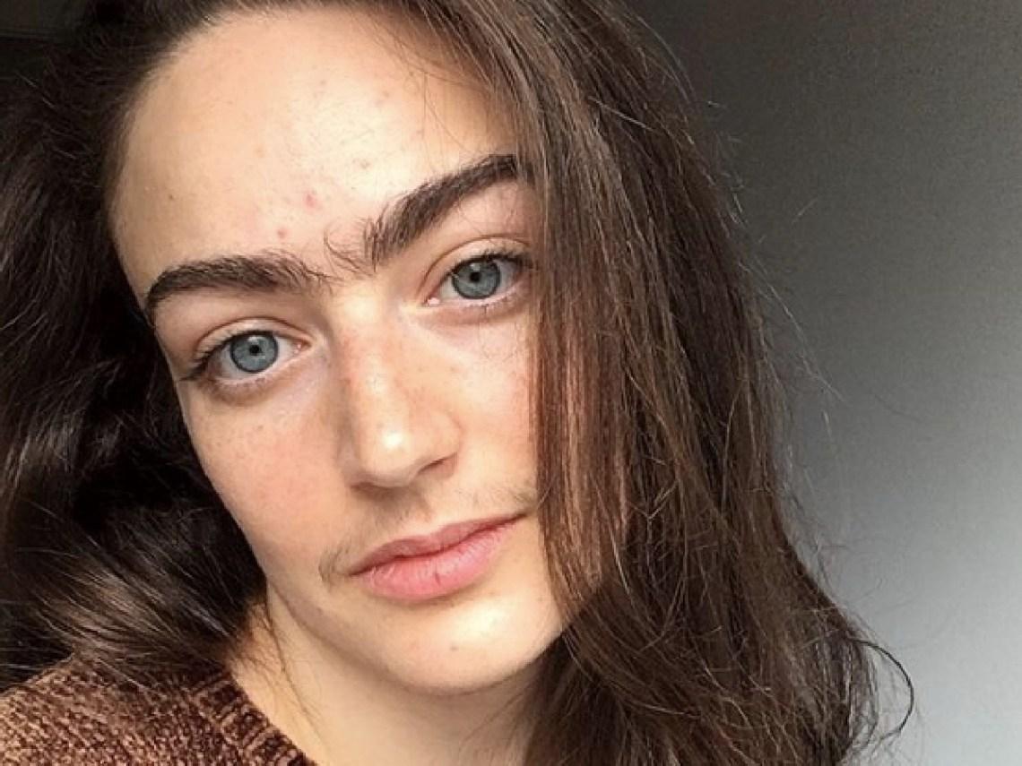 Eldina Jaganjac non si depila più da un anno: com'è diventata