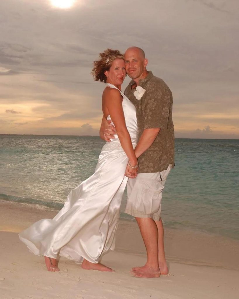 Peter Marshall matrimonio alzheimer