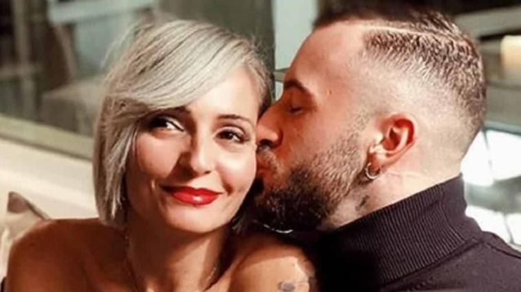 """""""La prima foto insieme"""". Veronica Peparini, i 25 anni del suo Andreas Muller. E c'è la sorpresa"""