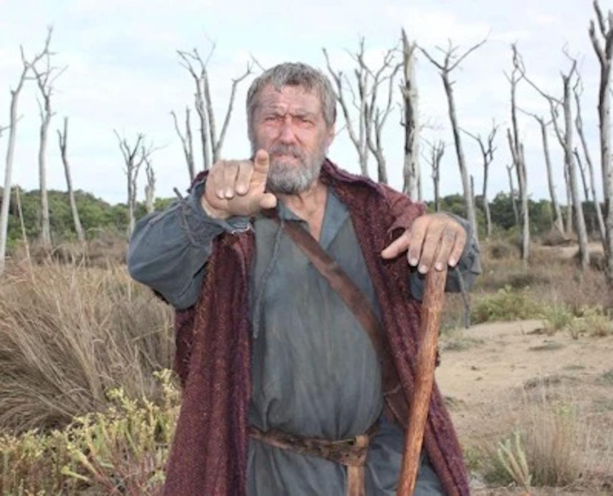 mike mitchell morto attore