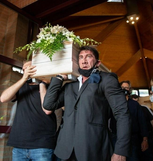 Chiara Gualzetti funerale