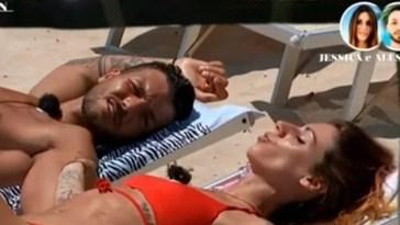 Il tentatore Davide e Jessica insieme, la prima foto dopo Temptation Island