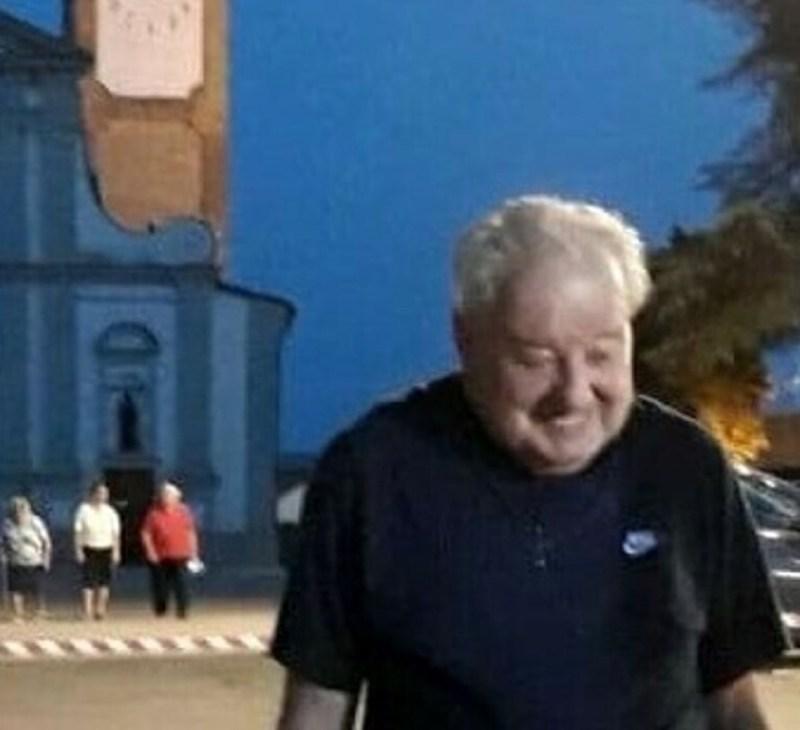 Vinchio morte parroco Don Aldo Rosso 75 anni matrimonio