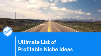 Ultimate List of Niches