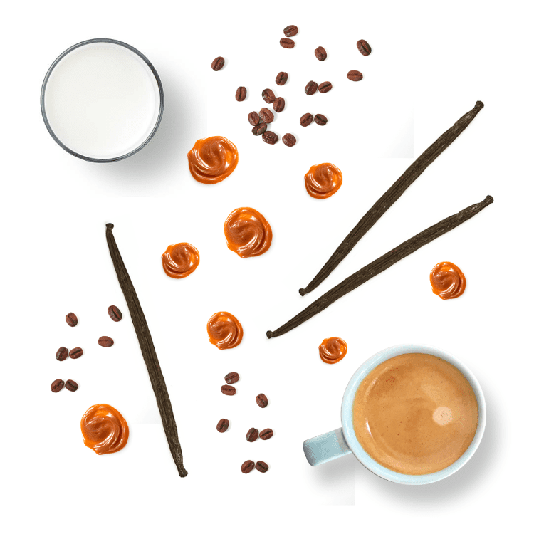 Caramel Macchiato Ingredients