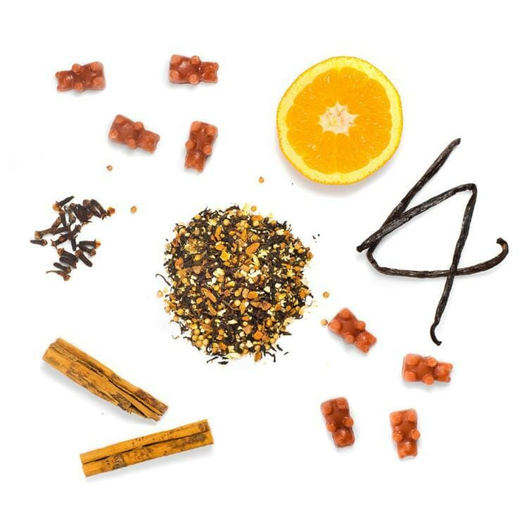 Cinnamon Chai Ingredients