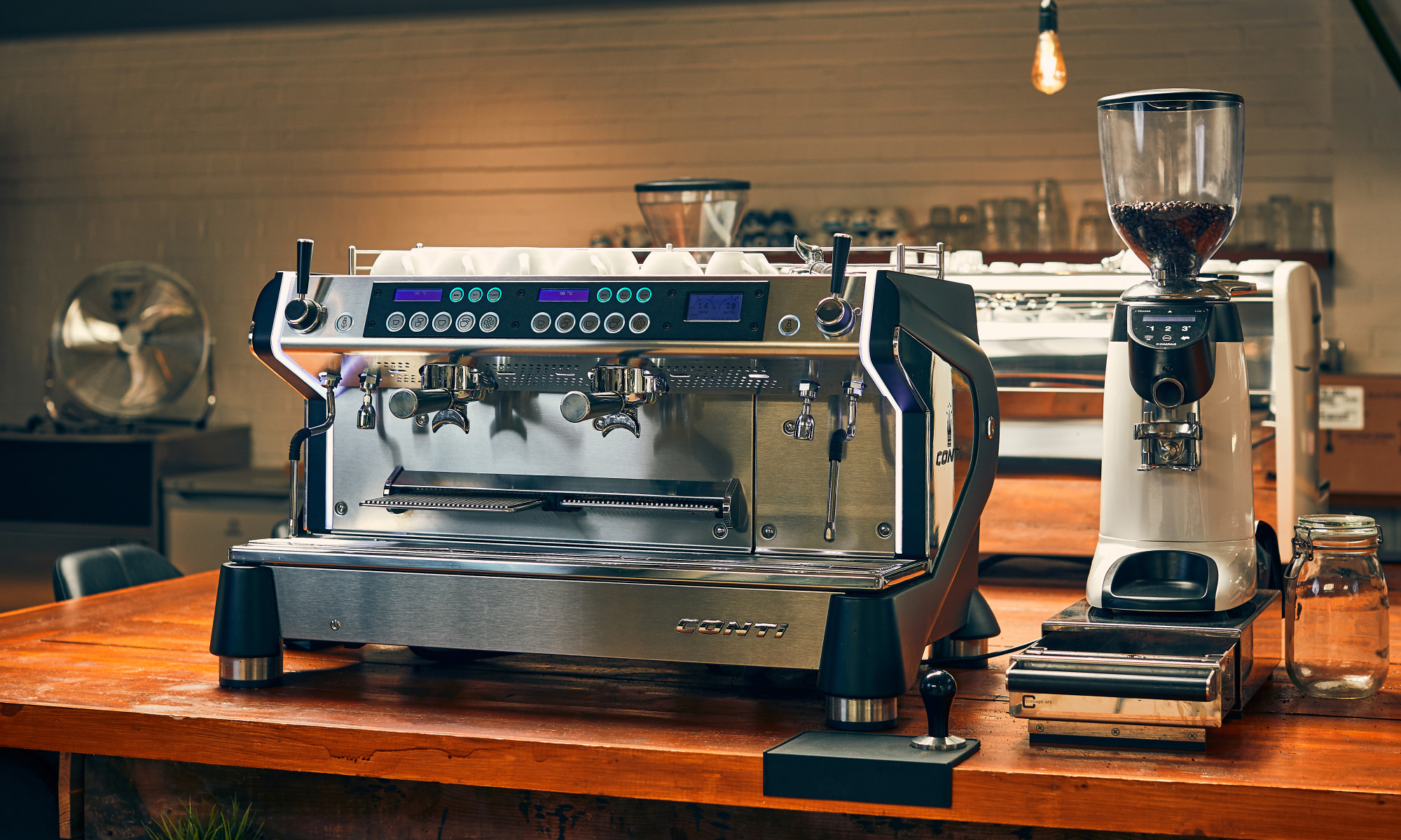 Top 5 Coffee Machines For A Coffee Shop From Caffeine Limited Caffeine Limited