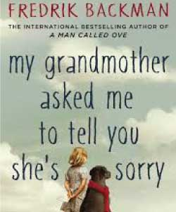 Cover of My grandmother asked me to tell you she's sorry