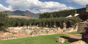 Antigua, Guatemala hotel on Spring 2017 Guatemala Coffee Buying Trip