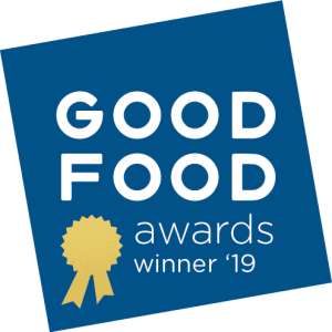 Good Food Awards winner '19