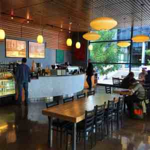 Bellevue Caffe Ladro Interior
