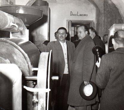 La torrefazione Caffè Orlando a Lecce