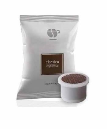 100 Capsule Lollo Caffè Classico Espresso Compatibili con UNO Capsule System