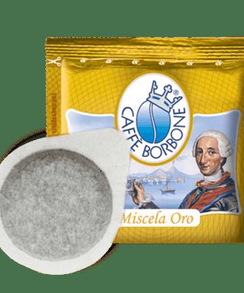 100 Cialde Borbone Miscela Oro