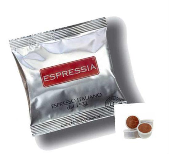 Capsule Espressia Miscela Argento Espresso Point