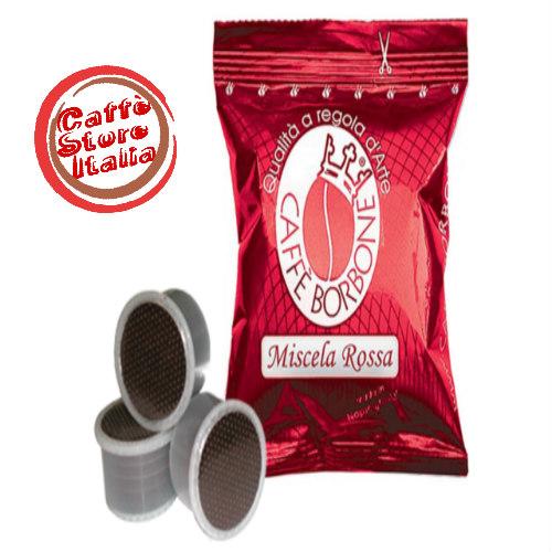 Capsule Borbone Miscela Rossa Compatibile con Lavazza Espresso Point